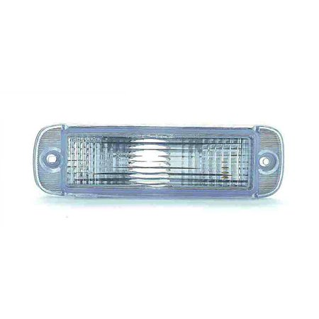 1996-2002 Chevrolet Express 1500  Driver Side Left Under Head Lamp Parking and Signal Lamp Assembly 5977381-V