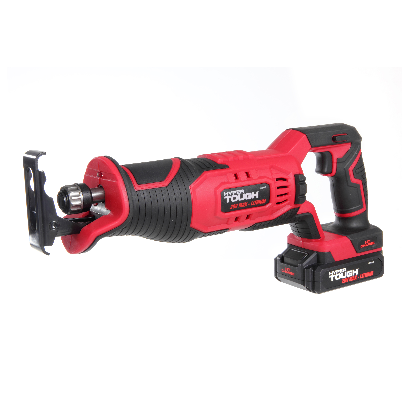 Hyper Tough HT Charge 20V Reciprocating Saw, Aq8002G