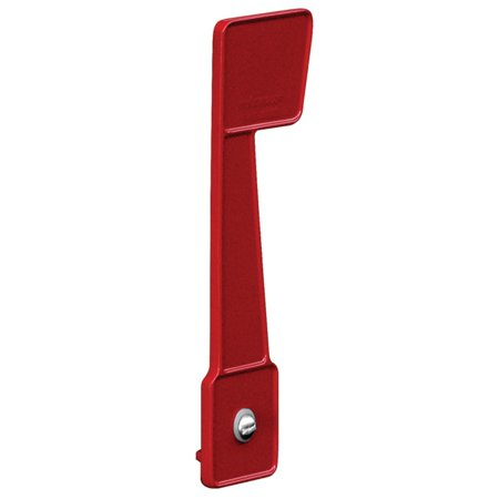 Salsbury Red Replacement Flag for Heavy Duty Rural Mailbox (Heavy Duty Rural Mailbox)