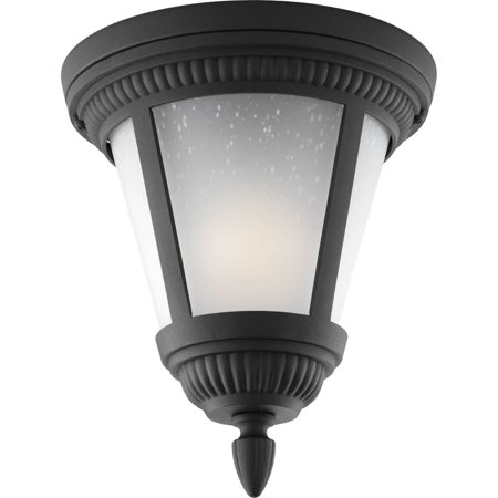 Westport CFL Collection One-Light 9-1/8u0022 CFL Close-to-Ceiling