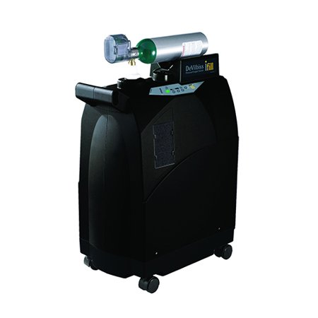 Drive Medical Devilbiss Ifill Personal Oxygen Station With Integrated 870 Post Valve And Case  1 Ea