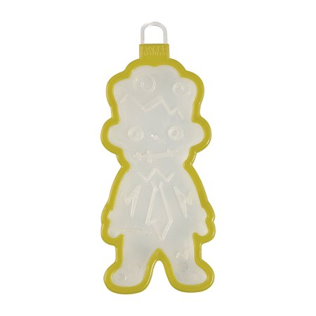 Spooky Halloween Cookies (Halloween 3D Zombie Boy Cookie Cutter and Stamp, Make delectable spooky treats By Sweet)