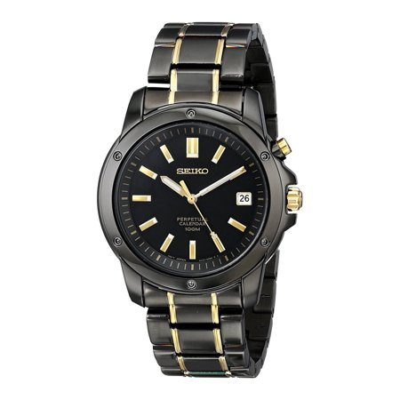 Seiko Men's Titanium Watch - Perpetual Calendar