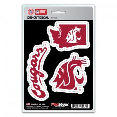 Washington Set - Washington State Cougars Team Decal Set