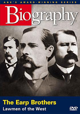 Biography: The Earp Brothers (DVD) by New Video Group, Inc.