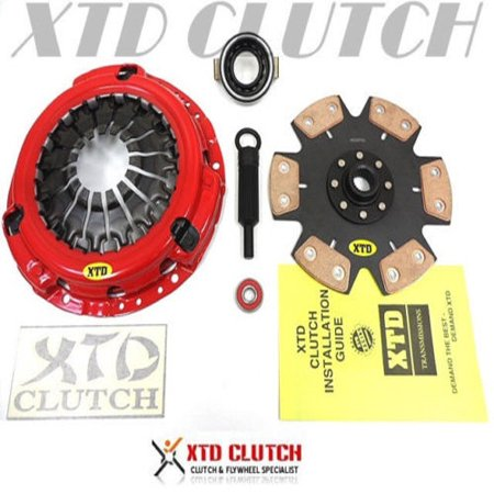 XTD STAGE 4 HYPER CLUTCH KIT fits 2012-2017 SUBARU BRZ SCION FRS TOYOTA