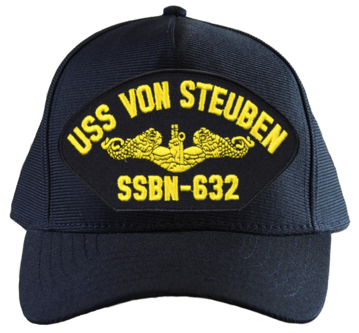 Made in USA Embroidered Submarine Ball Cap BC Patch USS Bugara SS 331