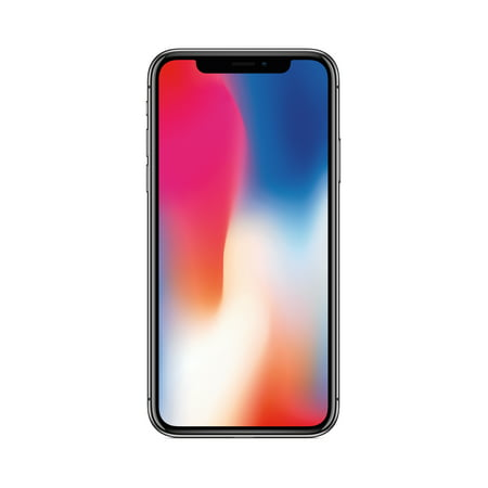 Straight Talk Apple iPhone X Special Offer with $45 service plan,