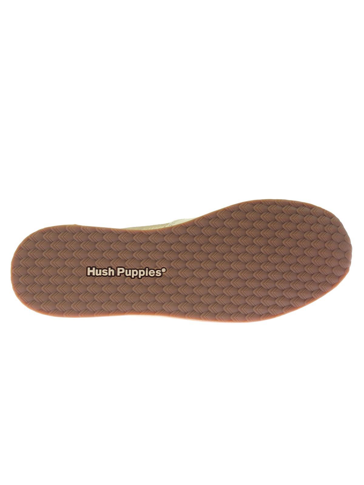Hush Puppies Womens Chazy Dayo Suede Medium Fashion Sneakers Gold 5.5 Medium Suede (B,M) 60b82f