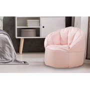 Urban Shop Canvas Bean Bag Chair, Multiple Sizes/colors