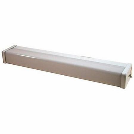 simker wbf120ots we wall light fixture uses f20 t12 type. Black Bedroom Furniture Sets. Home Design Ideas