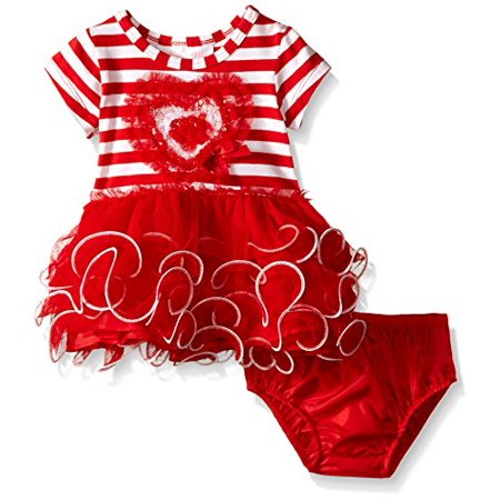 Bonnie Baby Girl Knit Tutu Dress and Panty - Tutu Stores
