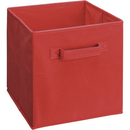 Closetmaid Red Fabric Drawer Walmart Com