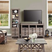 Better Homes And Gardens Granary Modern Farmhouse Printers TV Cabinet Multiple Finishes Image 10 Of