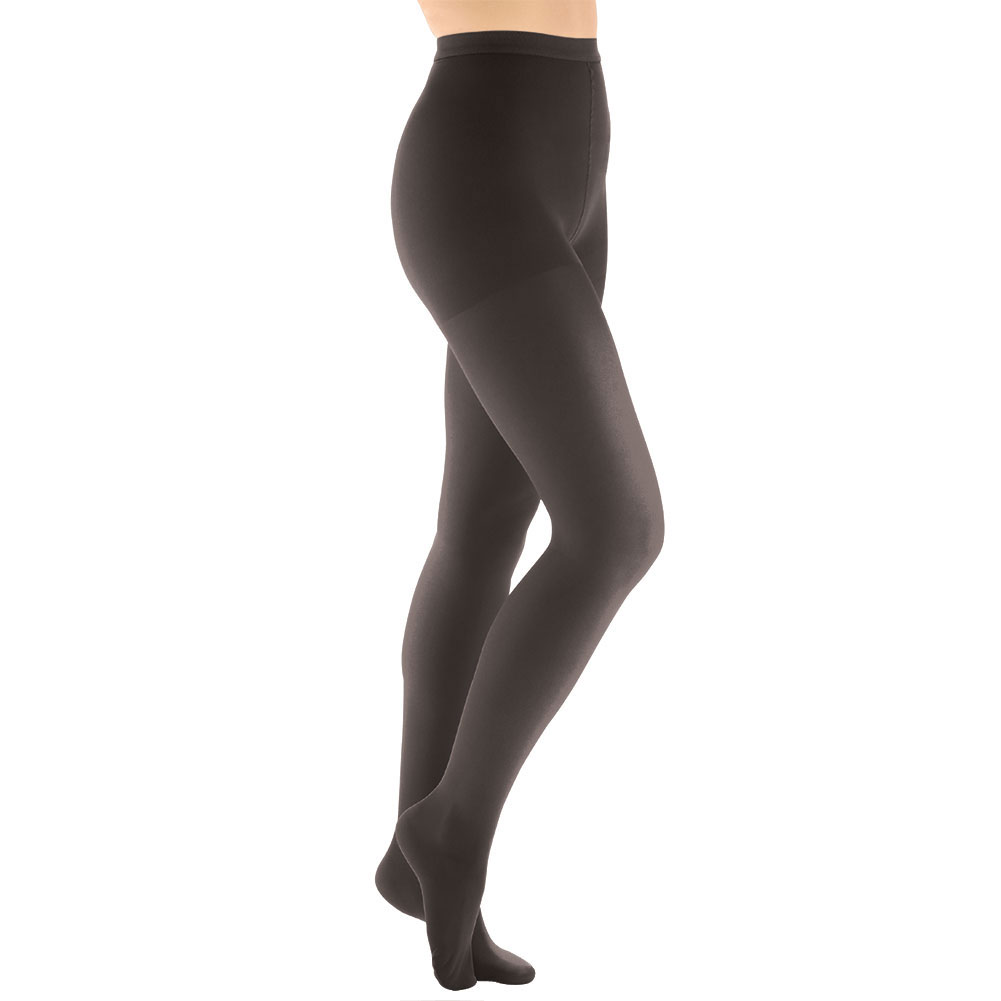 Women's Support Plus Queen Size Moderate Compression Pant...