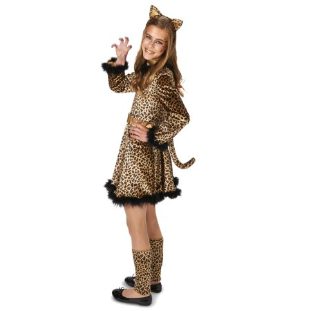 Pretty Leopard Costume - Pretty Leopard Child Costume