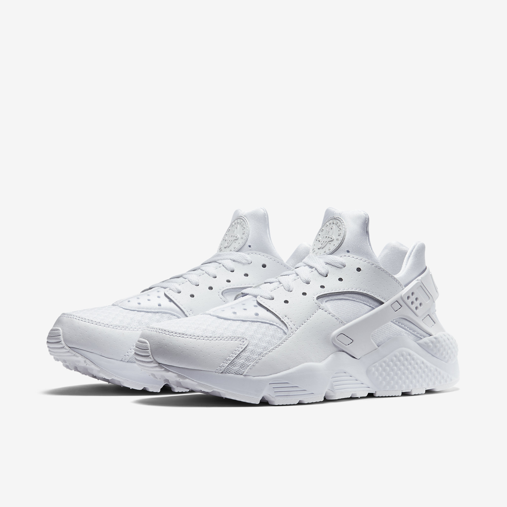 NIKE AIR HUARACHE Mens sneakers 318429-111 by Nike