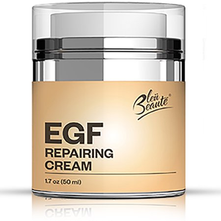 EGF Repairing BB Cream - for wrinkles, wounds, acne, dark spot and scars  - 1.7 FL oz