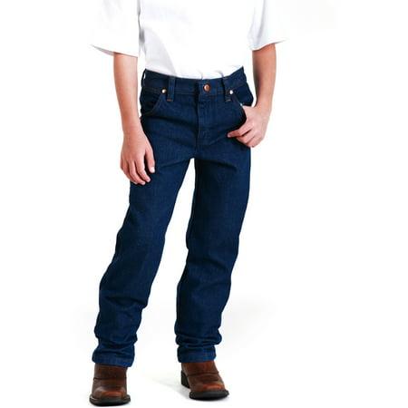 f6adb1ce98 Wrangler - Cowboy Cut Original Fit Jean (Little Boys & Big Boys) -  Walmart.com