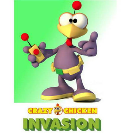 Crazy Chicken Invasion (Digital Code)