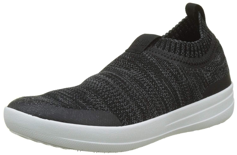 Uberknit Sneakers-Metallic Slip