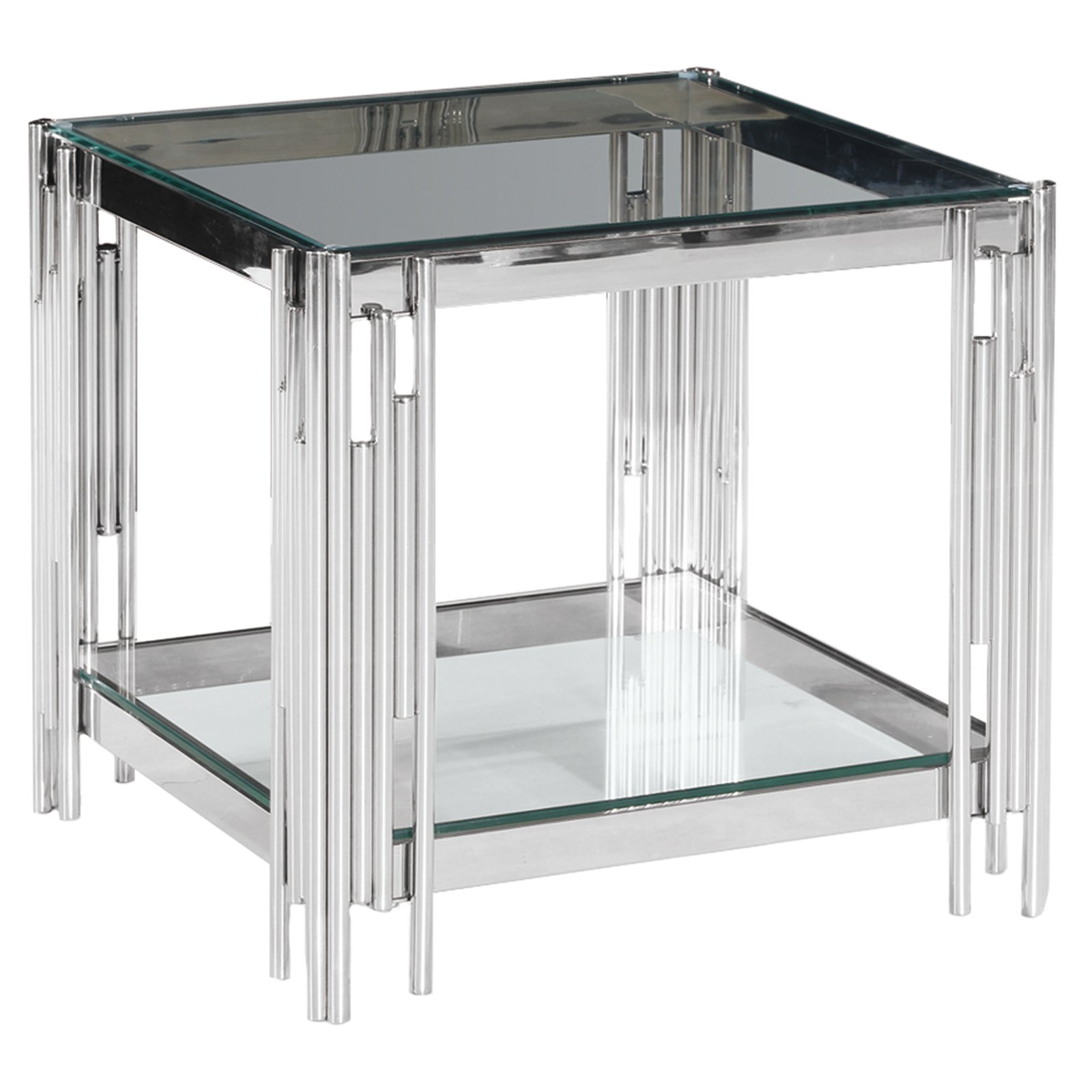 Sagebrook Home 2 Tier Accent Table