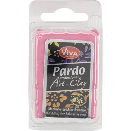 PARDO Art Clay Translucent 56g-Red