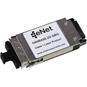 1000BASE-ZX GBIC SMF 1550NM SC CONNECTOR 100% 3COM COMPATIBLE
