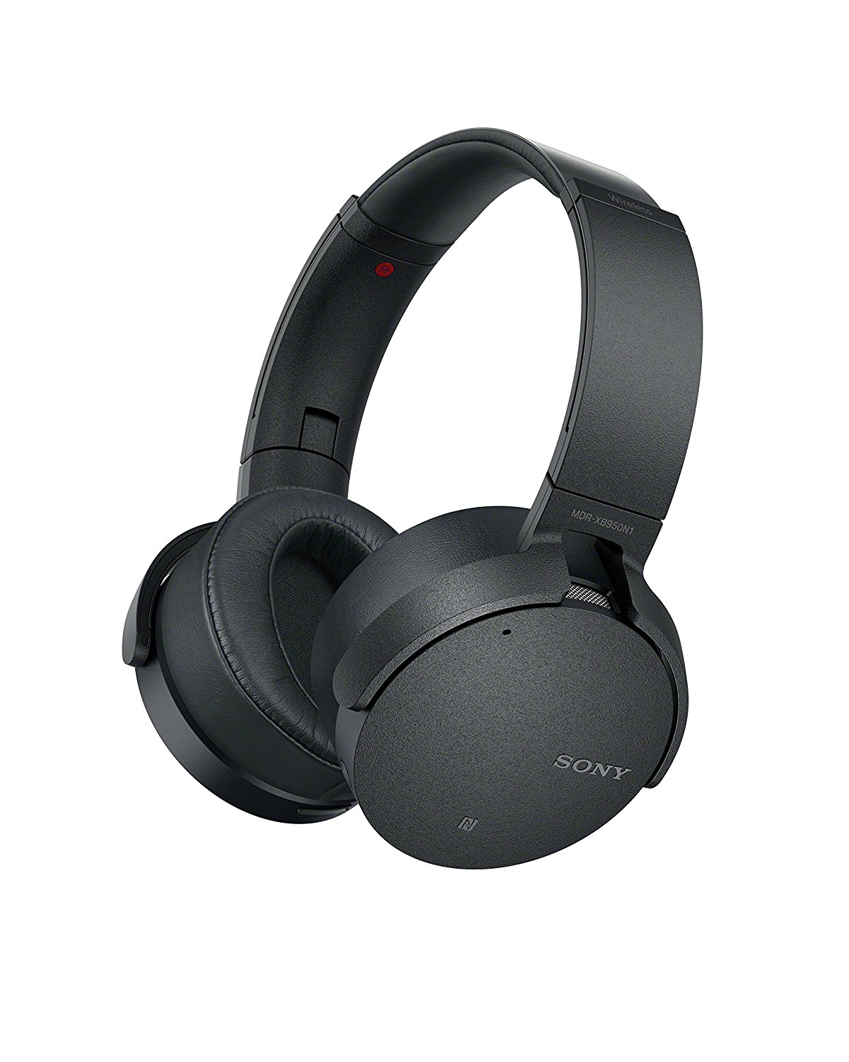 Sony MDRXB950N1 B Noise Canceling Extra Bass Wireless Headphones, Black by Sony