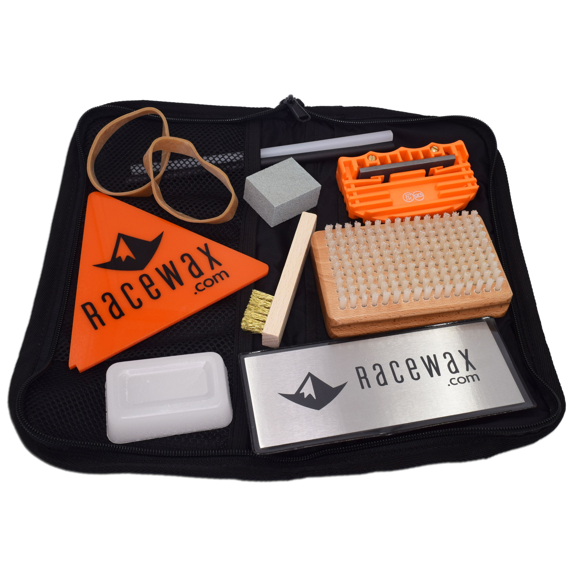 RaceWax FreeRide Ski Snowboard Tuning Kit by RaceWax