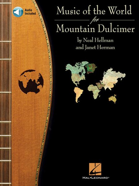 Music of the World for Mountain Dulcimer by Hal Leonard Publishing Corporation