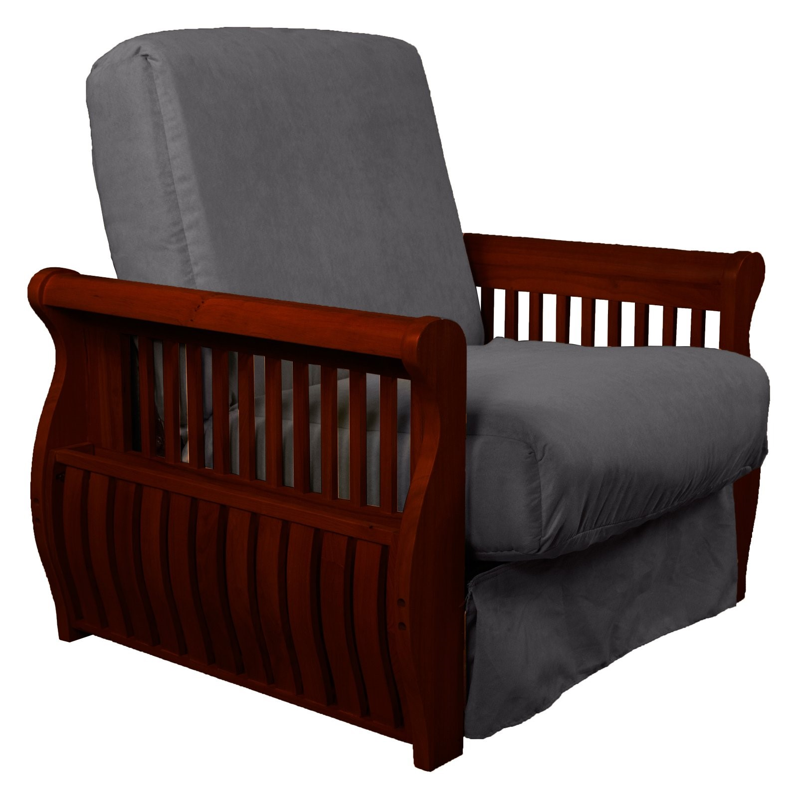 Epic Home Furnishings Sydney Perfect Sit & Sleep Pocketed Coil Innerspring with Pillow Top Sleeper Chair