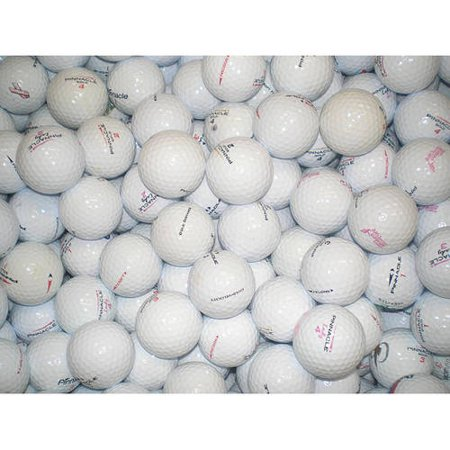 Pinnacle Golf Balls, Used, Mint Quality, 12