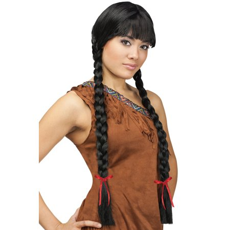 Classic Long Braids Costume Wig - Braided Wigs
