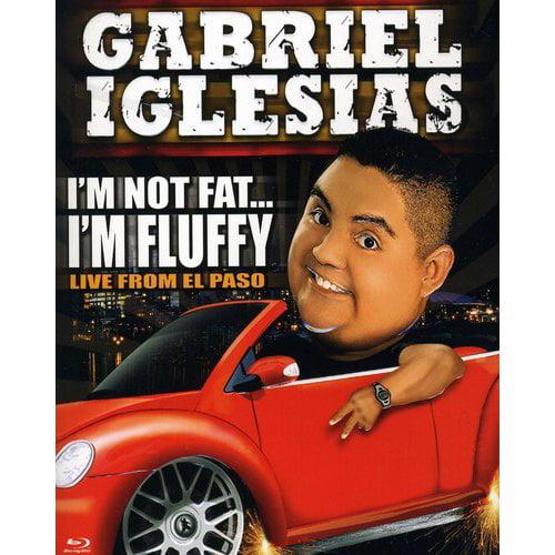 Gabriel Iglesias: I'm Not Fat... I'm Fluffy (Blu-ray) (Widescreen)