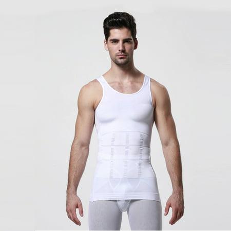 Shaper Body pour hommes Minceur Shirt taille Tummy Gilet à perdre du poids Sport Formation Taille: L / M / XL