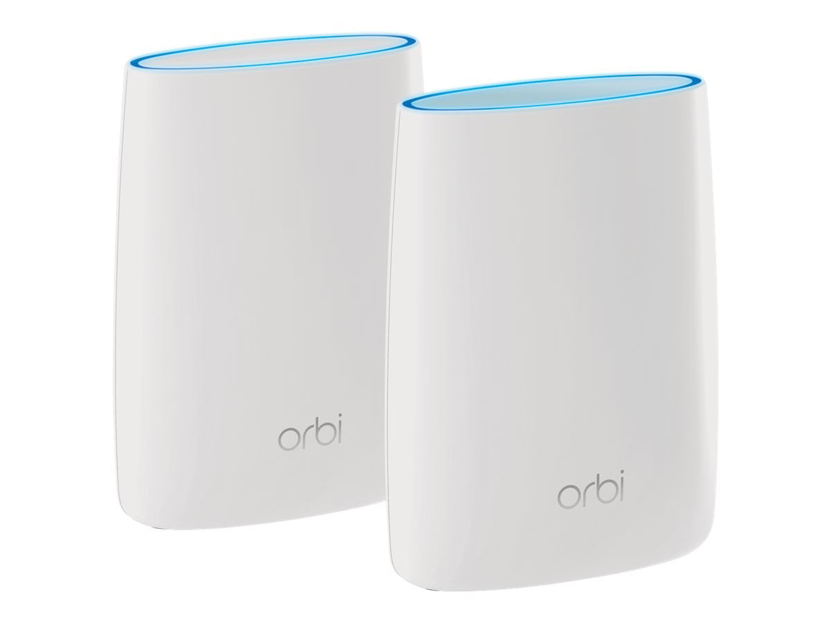 NETGEAR Orbi Whole Home Mesh WiFi System Simple setup, Wireless router replacement, no WiFi dead zones, Up to 5000 sqft,... by NETGEAR