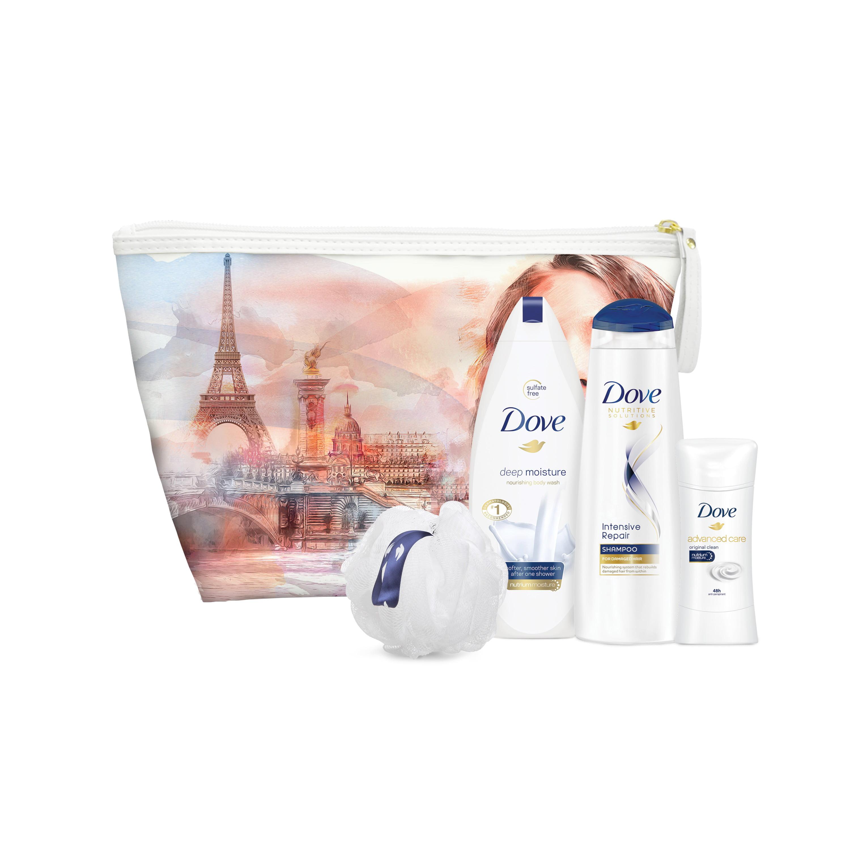 Dove 5 Pc Paris Beauty Gift Set With