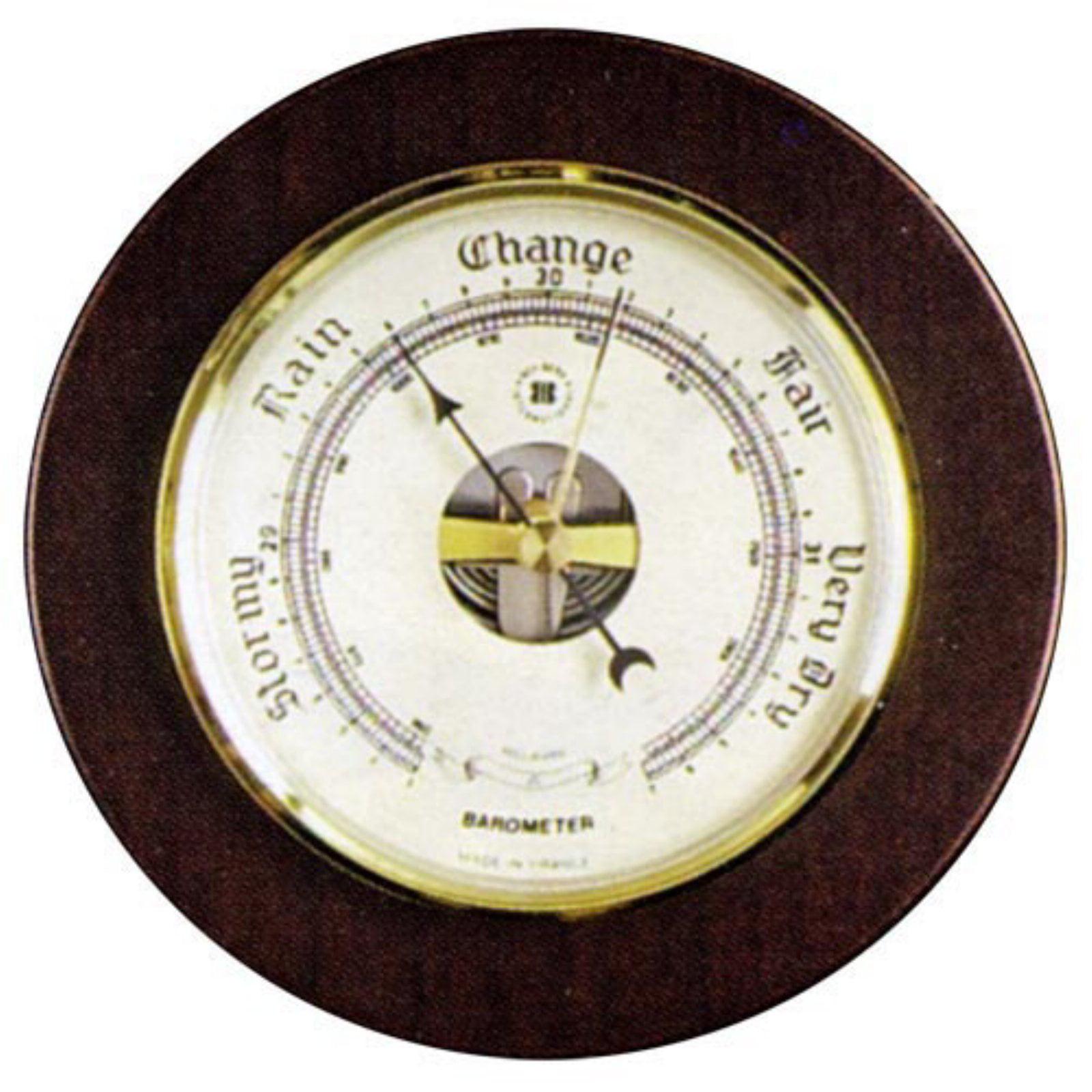 Kenai Barometer by Bey Berk