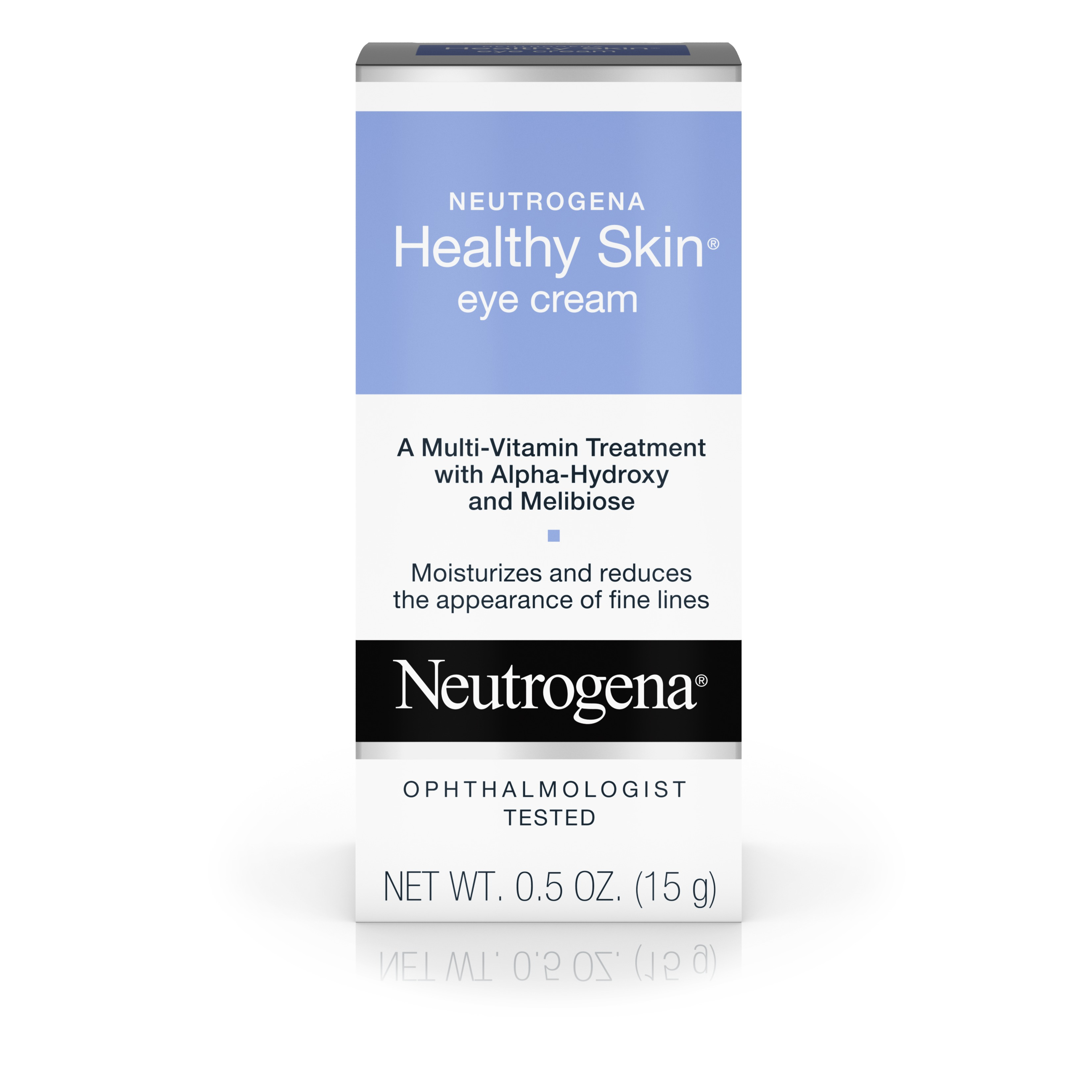 Neutrogena Healthy Skin Eye Cream with Alpha-Hydroxy Acid, 0.5 oz