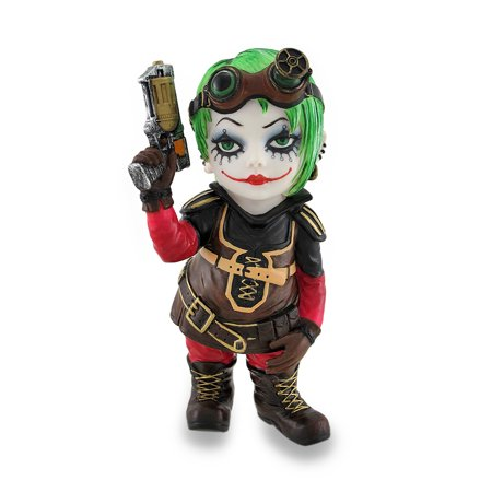 Cosplay Kids Mini Steampunk Girl w/Revolver Statue](Cosplay Steampunk Costumes)