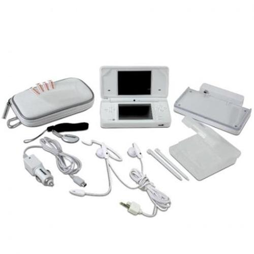 dreamGear DGDSI-1929 11 In 1 Starter Kit- White