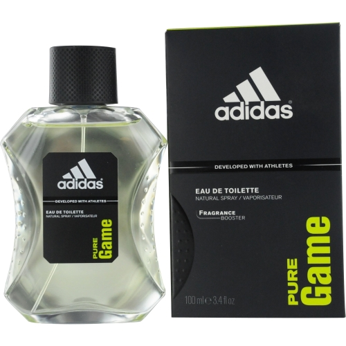 Adidas Pure Game Edt Spray 3.4 Oz (Developed With Athletes) By Adidas