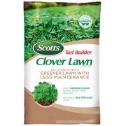 Scotts Turf Builder Clover Lawn, 2 lbs., 1,000 sq. ft.