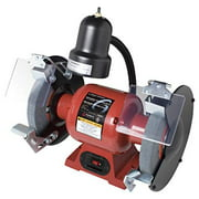 Best Bench Grinders - Sunex 5002A Bench Grinder with Light, 8-Inch Review