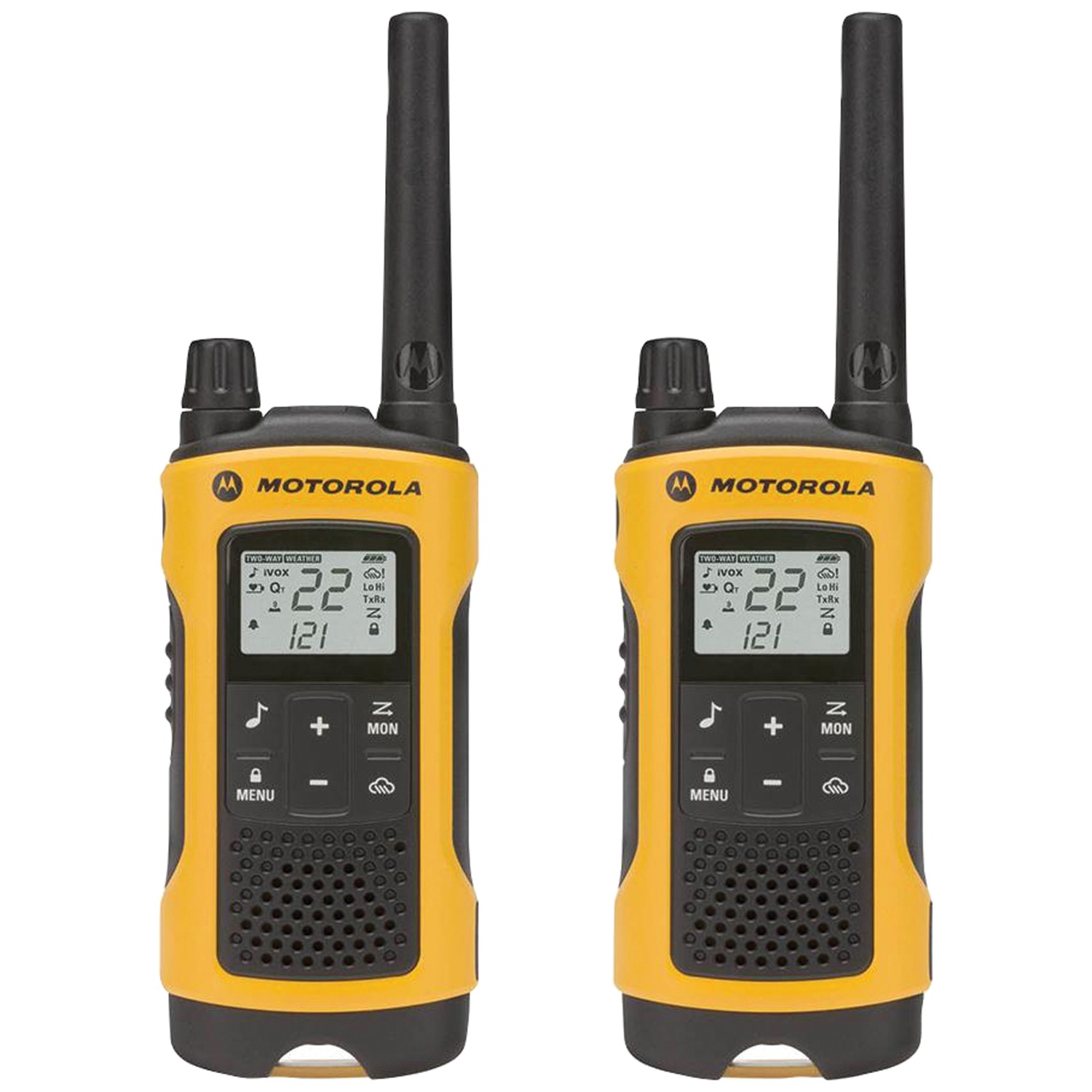 Motorola T402 35-Mile Talkabout T402 FRS/GMRS 2-Way Radios