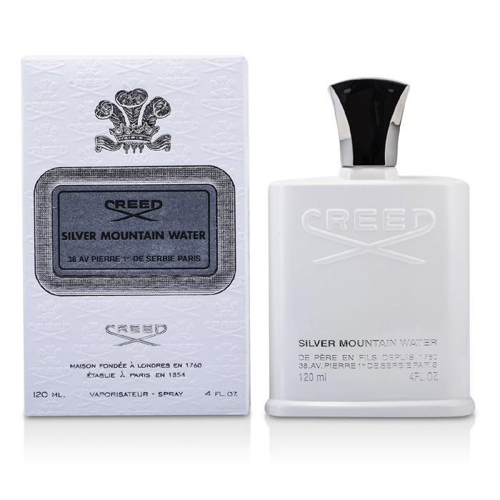 Creed Silver Mountain Water Fragrance Spray 120ml/4oz