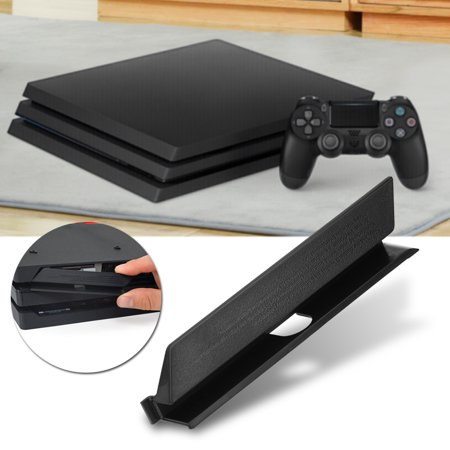 Anauto hard drive for ps4, flap slot for ps4,Black Plastic HDD Hard Drive Slot Cover Door Flap for PS4 Pro Console (Hdd Cover Door)