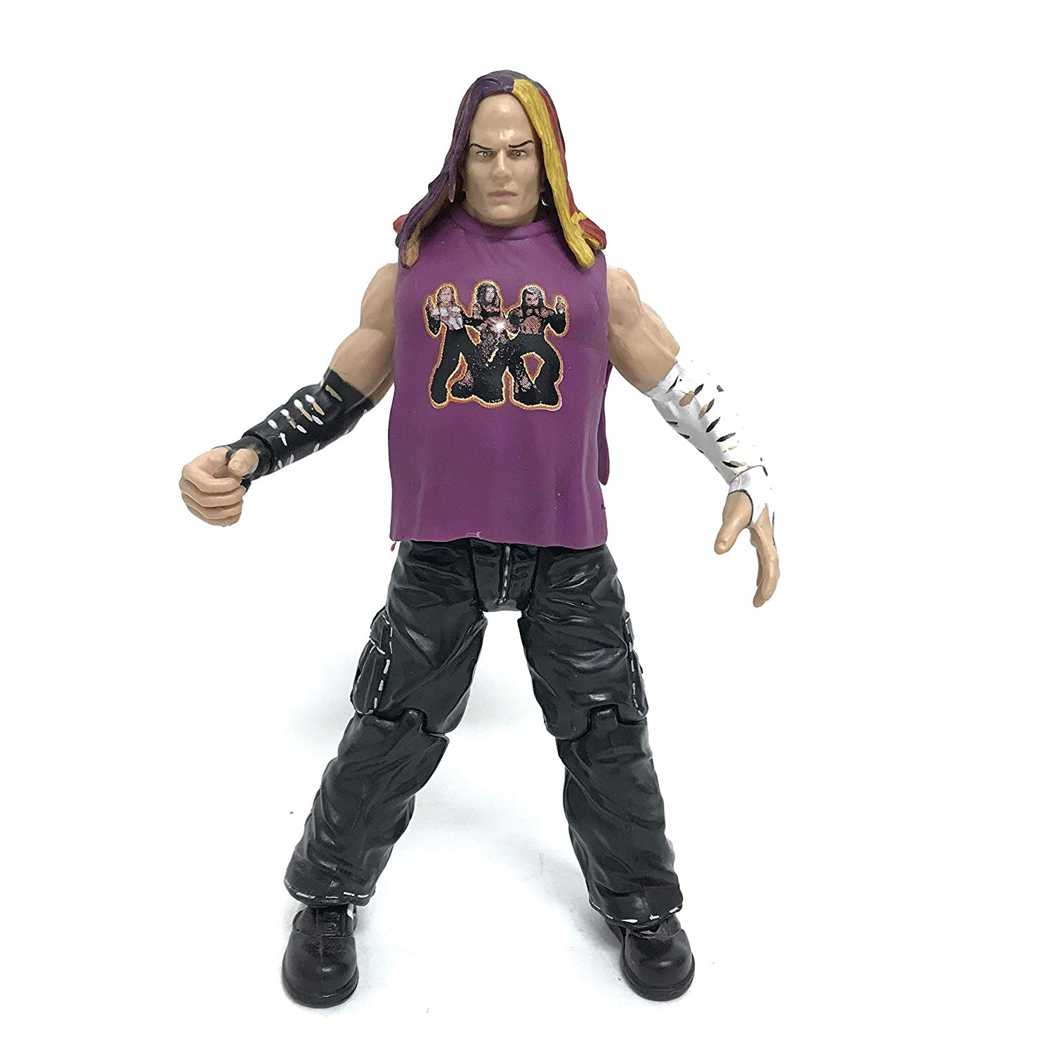 WWE Loose Wrestling Action Figure Jeff Hardy Wrestler