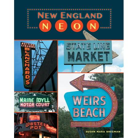 New England Neon (Paperback)